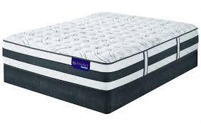 king serta perfect sleeper regal suite ii double sided firm mattress