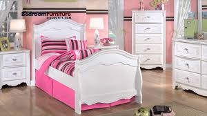 Youth Bed Sets by Ashley Exquisite Youth Bedroom Set Youtube