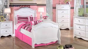 Zayley Bedroom Set Ashley Furniture Ashley Exquisite Youth Bedroom Set Youtube