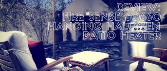 fire sense 60660 hanging halogen patio heater review u2022 outdoor