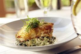 Beurre Blanc Sauce Recipe by Wisconsin Room Potato Crusted Walleye With Pernod Beurre Blanc Sauce