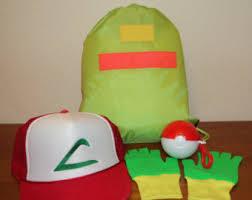 Ash Ketchum Halloween Costume Size Pokemon Costume Hat Ash Ketchum Original Trainer