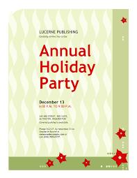 company christmas party invitation sample infoinvitation co