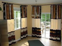 window coverings for sliding glass doors in kitchen large curtains for sliding glass doors
