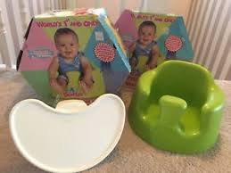 siège bébé bumbo lime green baby bumbo seat chair with play feeding tray ebay