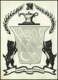 cat high yearbook explore 1978 f t nicholls high school yearbook new orleans la
