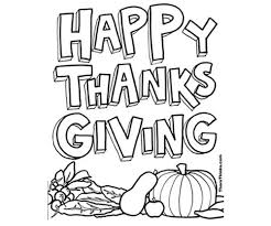 thanksgiving coloring cards happy thanksgiving