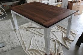 How To Build Farm Table by 10 How To Build A Farmhouse Table Farmhouse Table Plans Diy Nice