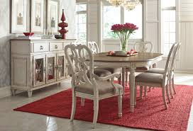 Dining Room Tables With Built In Leaves American Drew Furniture Of North Carolina
