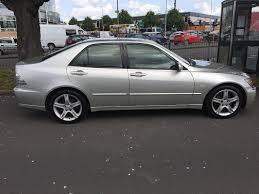 lexus vehicle service history lexus is200 2l petrol brilliant example 1 owner from new full