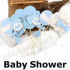 Baby Boy Photo Props Baby Shower Photo Props Ebay