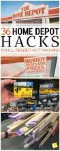 Home Design Center Outlet Coupon Code 36 Home Depot Hacks You U0027ll Regret Not Knowing The Krazy Coupon Lady