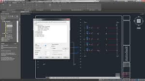 How To Make A Building Plan In Autocad by Product Features Autocad Electrical 2018 Autodesk