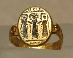 martin luther wedding ring history of the wedding ring on my anniversary hankering for history