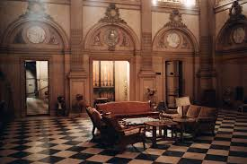 lynnewood hall 2nd floor gilded era mansion floor plans entry hall to lynnewood hall lynnewood hall pinterest entry
