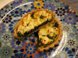 cuisine epinard tarte croustillante quinoa feta et épinard radis