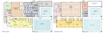 Fitness Center Floor Plans Triunfo Ymca New Facility Information