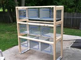 Rabbit Hutch For Multiple Rabbits Cage Ideas Aquaculture Pinterest Ideas Rabbit And Meat Rabbits