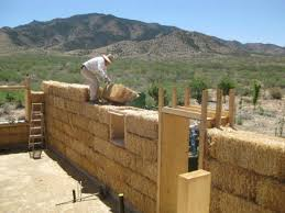 straw bale fence construction 28 images something new trade