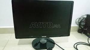 ecran pc bureau écran pc bureau à vendre à dans ordinateurs de bureau avito ma