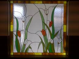 painting on glass windows painted glass windows caurora com just all about windows and doors
