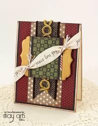 a handmade christmas card hop winners may arts wholesale