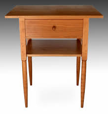 End Table With Shelves by Shaker End Table With Shelf Finewoodworking