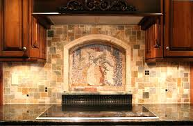Kitchen Medallion Backsplash Best Decorative Ceramic Tiles Kitchen Backsplash Ideas Attractive