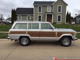 1989 jeep wagoneer limited wagoneer 1989 jeep wagoneer