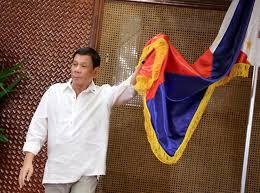 Lima Flag Duterte Sen De Lima Will Go To Jail Balita Com