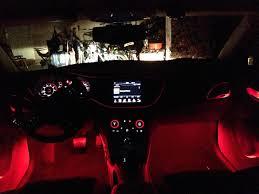 Dodge Dart 2014 Interior My Custom Ambient Lighting And Led Bulbs