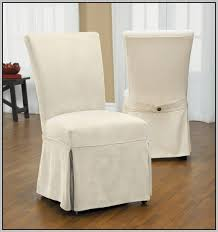 Linen Chair Covers Linen Dining Room Chair Covers Chairs Home Decorating Ideas