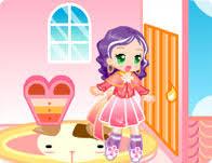 Little Dollhouse Decoration Girl Games