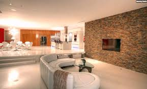 Natursteinwand Wohnzimmer Ideen Inneneinrichtung Wohnzimmer Ideen Möbelideen