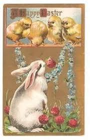 antique easter decorations antique easter postcard easter easter