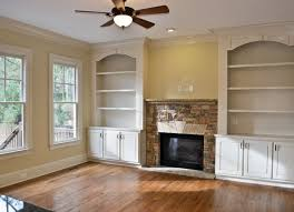Fireplaces With Bookshelves by Fireplaces With Bookshelves On Each Side Shelves By Fireplace