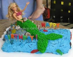 mermaid birthday cake coolest mermaid birthday cake ideas and photos