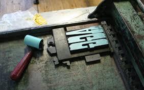 diy letterpress diy letterpress coasters spudnik press