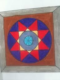 rangoli patterns using mathematical shapes bbps bal bharati public school rohini geometrical designs