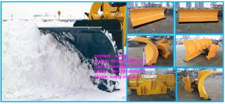 backhoe loader snow plough snow plow pusher for sale buy backhoe
