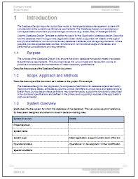 technical design document software development barcode software