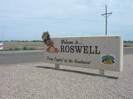Roswell New Mexico Map by Curiosity Grows For Ufos New Mexico News Port
