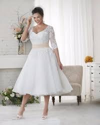 clearance plus size wedding dresses us14 clearance tea length plus size wedding dresses vintage