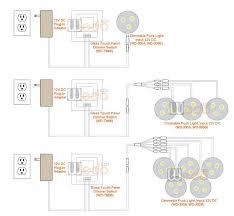 dimmable led puck lights wd 300a cree dc 12v 3watt led cabinet light led under cabinet light