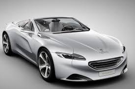 modellen peugeot peugeot sr1 spannende conceptcar autonieuws autowereld com