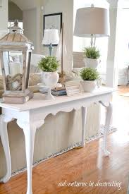 Home Table Decor by 25 Best Sofa Table Ideas And Designs For 2017