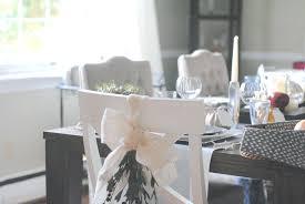 modern thanksgiving table settings ideas modern metallic