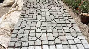 Patio Block Molds by Making Your Own Pavers From A Concrete Mold Youtube