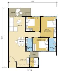 setia walk floor plan twinz residences puchong jaya for sale ygs property development