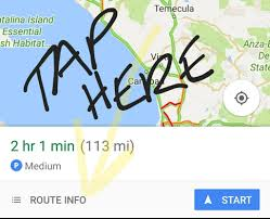 Google Maps Traffic Google Maps Now Shows A Traffic Bar Graph So You Know Best Time To